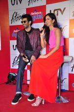 Katrina Kaif, Aditya Roy Kapoor at Fitoor press meet in Reliance Digital on 10th Feb 2016 (45)_56bb45f6c429a.JPG