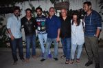 Madhur Bhandarkar, Raj Kumar Yadav, Mahesh Bhatt, Hansal Mehta, Soni Razdan at Aligargh screening in Mumbai on 9th Feb 2016