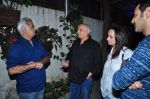 Mahesh Bhatt, Hansal Mehta at Aligargh screening in Mumbai on 9th Feb 2016