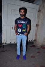 Raj Kumar Yadav at Aligargh screening in Mumbai on 9th Feb 2016