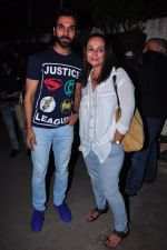 Raj Kumar Yadav, Soni Razdan at Aligargh screening in Mumbai on 9th Feb 2016 (22)_56bafaae6d1f5.JPG