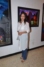 Shefali Shah snapped at an art event on 9th Feb 2016 (25)_56bafc08021b5.JPG