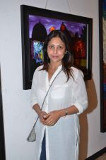 Shefali Shah snapped at an art event on 9th Feb 2016 (26)_56bafc08f1e8a.JPG