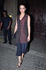 Surveen Chawla at Anil Kapoor_s party for the cast of 24 at his bunglow on 9th Feb 2016 (36)_56bafbc49eb57.JPG