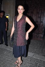 Surveen Chawla at Anil Kapoor_s party for the cast of 24 at his bunglow on 9th Feb 2016 (37)_56bafbc5584e9.JPG
