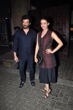 Surveen Chawla, Anil Kapoor at Anil Kapoor_s party for the cast of 24 at his bunglow on 9th Feb 2016 (33)_56bafbde112d7.JPG