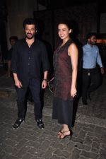 Surveen Chawla, Anil Kapoor at Anil Kapoor_s party for the cast of 24 at his bunglow on 9th Feb 2016 (31)_56bafbc603219.JPG