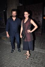 Surveen Chawla, Anil Kapoor at Anil Kapoor_s party for the cast of 24 at his bunglow on 9th Feb 2016 (32)_56bafbc6adabd.JPG
