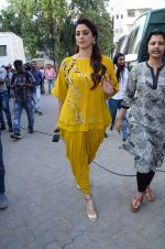 Tabu snapped at Mehboob on 9th Feb 2016