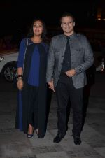 Vivek Oberoi, Priyanka Alva snapped at an art event on 9th Feb 2016 (18)_56bafc3a2c1e3.JPG
