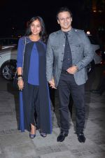 Vivek Oberoi, Priyanka Alva snapped at an art event on 9th Feb 2016