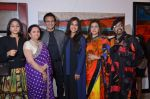 Vivek Oberoi, Priyanka Alva snapped at an art event on 9th Feb 2016 (28)_56bafc3e8467a.JPG