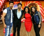 rajniesh duggall,karan vahi,sugandha mishra & swati sharrma to Comedy classes to promote their film Direct Ishq (2)_56bae733b1bbd.jpg