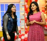 swati sharrma & nidhi subbaiah to Comedy classes to promote their film Direct Ishq_56bae76c68792.jpg