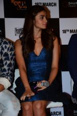 Alia Bhatt at Kapoor n sons trailor launch on 10th Feb 2016