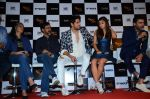 Alia Bhatt, Sidharth Malhotra, Fawad Khan, Ratna Pathak Shah, Rajat Kapoor  at Kapoor n sons trailor launch on 10th Feb 2016 (79)_56bc5d549a3ca.JPG
