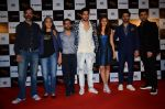 Alia Bhatt, Sidharth Malhotra, Fawad Khan, Ratna Pathak Shah, Rajat Kapoor at Kapoor n sons trailor launch on 10th Feb 2016 (85)_56bc5d57e4e5b.JPG