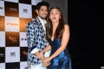 Alia Bhatt, Sidharth Malhotra at Kapoor n sons trailor launch on 10th Feb 2016