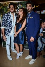 Alia Bhatt, Sidharth Malhotra, Fawad Khan at Kapoor n sons trailor launch on 10th Feb 2016