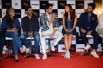 Alia Bhatt, Sidharth Malhotra, Fawad Khan, Ratna Pathak Shah, Rajat Kapoor at Kapoor n sons trailor launch on 10th Feb 2016