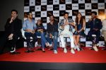 Alia Bhatt, Sidharth Malhotra, Fawad Khan, Ratna Pathak Shah, Rajat Kapoor, Karan Johar at Kapoor n sons trailor launch on 10th Feb 2016