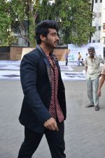 Arjun Kapoor snapped at Mehboob on 10th Feb 2016