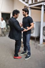 Arjun Kapoor, Aditya Roy Kapoor snapped at Mehboob on 10th Feb 2016 (74)_56bc4fb94bd15.JPG