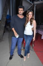 Arjun Kapoor, Kareena Kapoor snapped at Mehboob on 10th Feb 2016