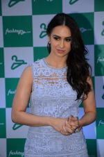 Lauren Gottlieb at Fashtag launch in Mumbai on 10th Feb 2016