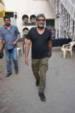 R Balki snapped at Mehboob on 10th Feb 2016