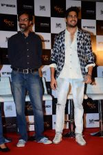 Rajat Kapoor, Sidharth Malhotra at Kapoor n sons trailor launch on 10th Feb 2016
