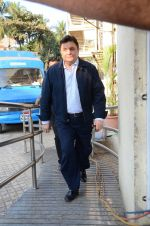 Rishi Kapoor at Kapoor n sons trailor launch on 10th Feb 2016