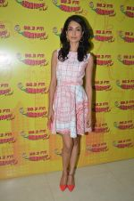 Sarah Jane at Radio Mirchi on 10th Feb 2016