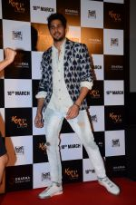 Sidharth Malhotra at Kapoor n sons trailor launch on 10th Feb 2016