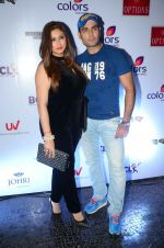 Vahbbiz Dorabjee, Vivian Dsena at BCL bash in Mumbai on 10th Feb 2016 (54)_56bc4e2ba88b3.JPG