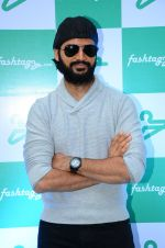at Fashtag launch in Mumbai on 10th Feb 2016