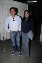Aarti Surendranath, Kailash Surendranath at Ghayal Once Again screening at Sunny Super Sound on 11th Feb 2016 (56)_56bdc9106b669.JPG