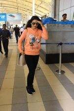 Ameesha Patel snapped at Airport on 11th Feb 2016