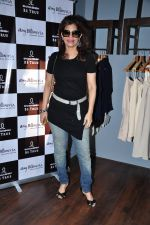 Bina Aziz at Ghanasingh Amy Billimoria store launch on 11th Feb 2016
