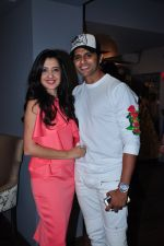 Karanvir Bohra at Ghanasingh Amy Billimoria store launch on 11th Feb 2016