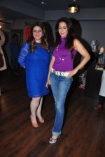 Krishika Lulla at Ghanasingh Amy Billimoria store launch on 11th Feb 2016