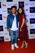 Ravi Dubey, Sargun Mehta at Tellychakkar bash on 11th Feb 2016 (146)_56bdcddfea922.JPG