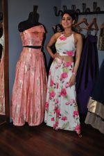 Shamita Shetty at Ghanasingh Amy Billimoria store launch on 11th Feb 2016