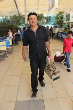 Anu Malik snapped at airport on 12th Feb 2016