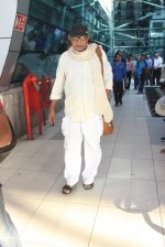 Mithun Chakraborty snapped at airport on 12th Feb 2016 (46)_56bf37aa53ceb.JPG