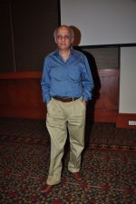 Mukesh Bhatt at the presentation of Lithuanian Film Industry on 12th Feb 2016