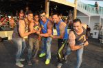 Sahil Khan launches his MUSCLE BEACH Gym in Baga Beach Goa on 12th Feb 2016 (11)_56bf437bd423f.jpg