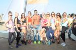 Sahil Khan launches his MUSCLE BEACH Gym in Baga Beach Goa on 12th Feb 2016 (9)_56bf43754200f.jpg