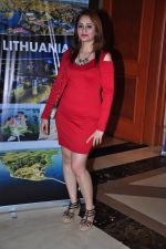 at the presentation of Lithuanian Film Industry on 12th Feb 2016