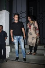 Ayush and Arpita khan Pre baby shower dinner on 13th Feb 2016